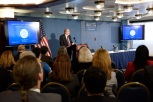 Language Learning Press Conference
