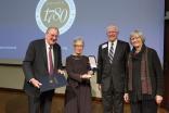 Joan Wallach Scott Receives Talcott Parsons Prize
